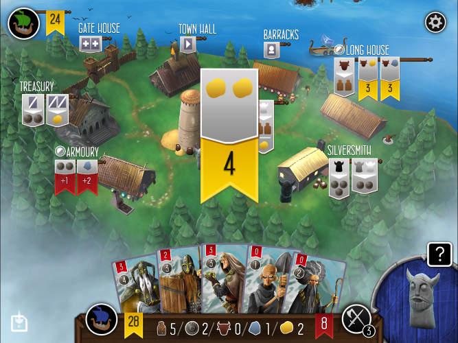 Şimal dənizindəki Android Raiders üçün ən yaxşı iOS oyunları