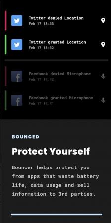 11 parasta Android-sovellusta, jota sinun täytyy kokeilla jo tänään Bouncer | Appamatix.com