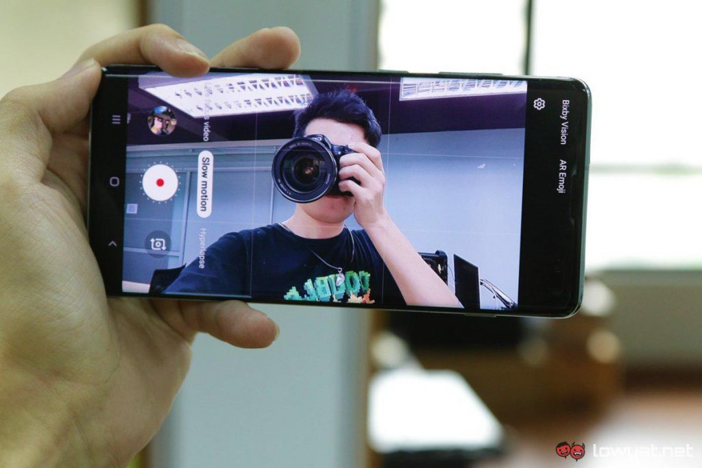 Samsung Malaysia esittelee virallisesti hitaan selfie -ominaisuuden Galaxy S10, S10 Plus 2