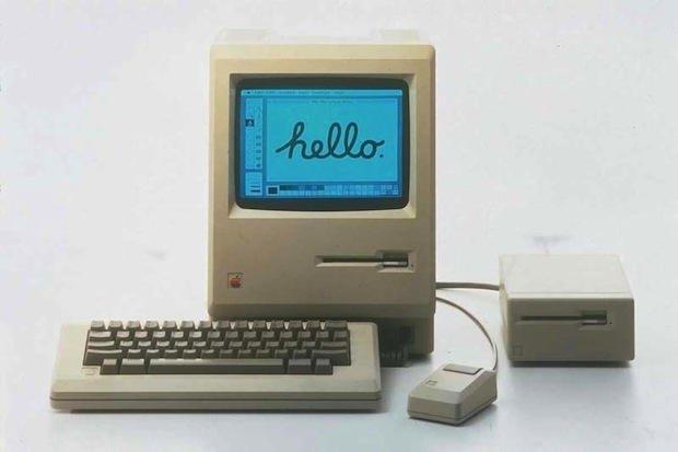 Unohtumaton työntekijän osuus 31 a Apple, käyttöliittymän luoja 1