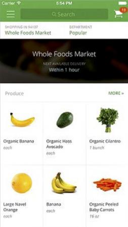 Genius Shopping -sovellukset, jotka sinun on ladattava niin pian kuin mahdollista | Instacart | Appamatix.com