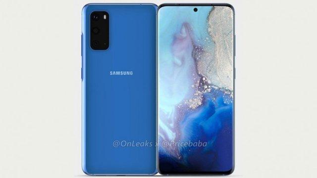 Samsung Filtration Galaxy S11e sugeruje, że przyjedzie z potrójnym tylnym aparatem 1