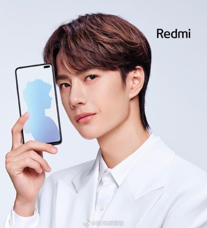 Wyciek informacji ujawnia obraz Redmi K30 i nową linię projektową w Xiaomi! 1