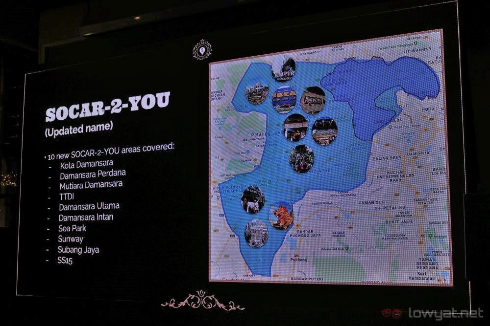SOCAR-2- Twoja usługa rozszerza się w Penang i Johor Bahru 1