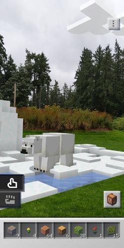 İOS Minecraft Earth-də yeni Android oyunları