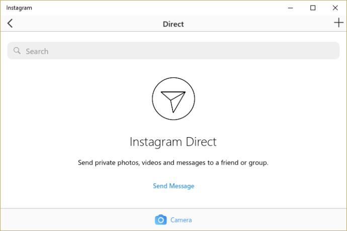 Necə yoxlanılır Instagram Kompüterinizdəki mesajlar 3