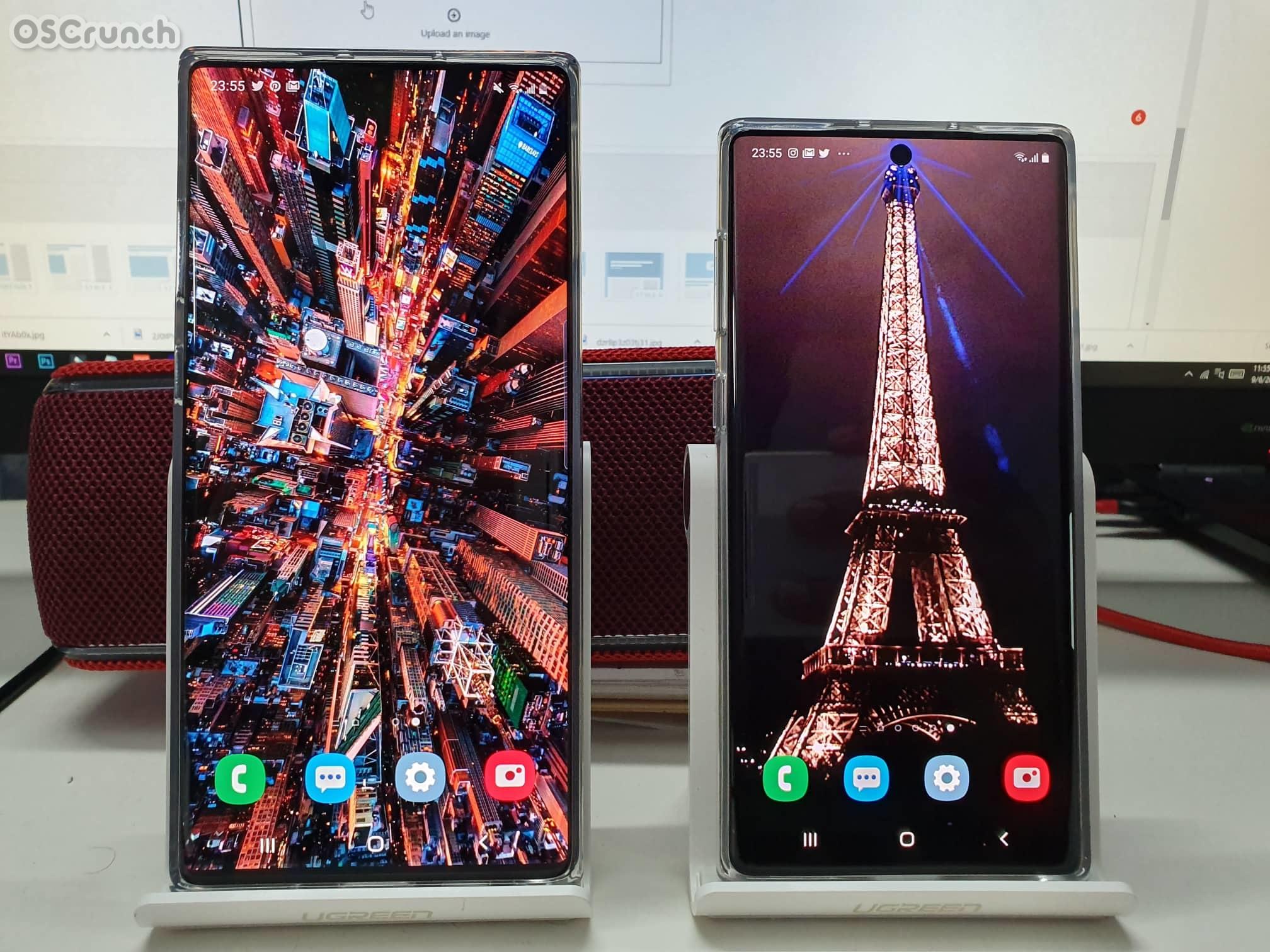Yükləyin Galaxy Note        10 Plus HD Divar kağızları 1