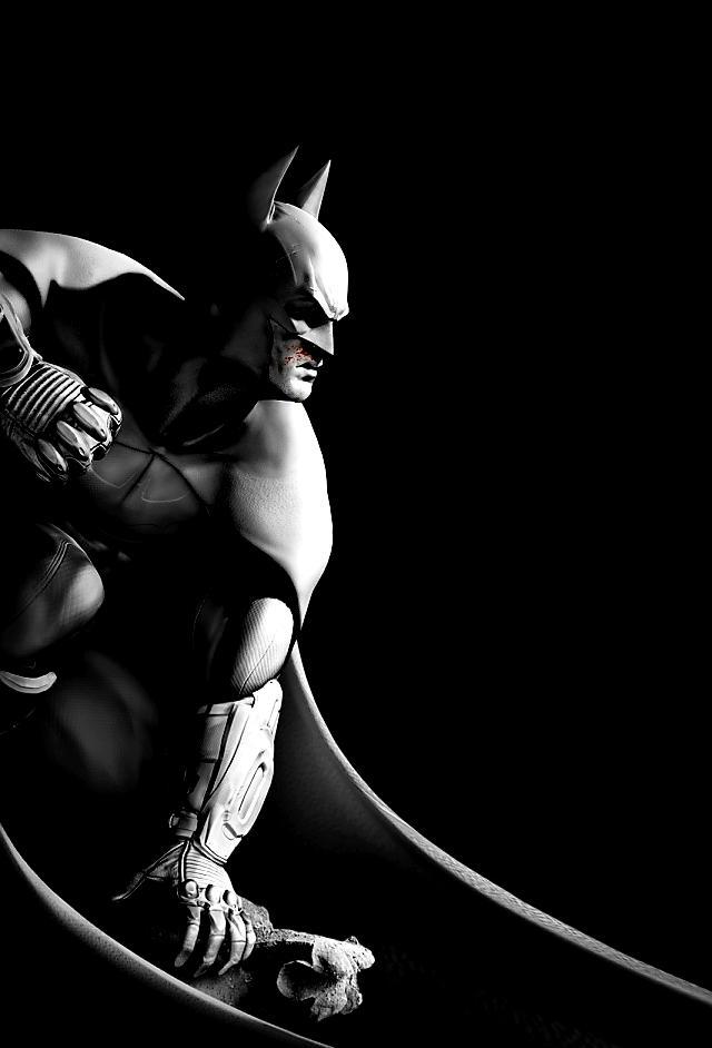 Bat Man - Note 10 Plus HD Divar kağızları