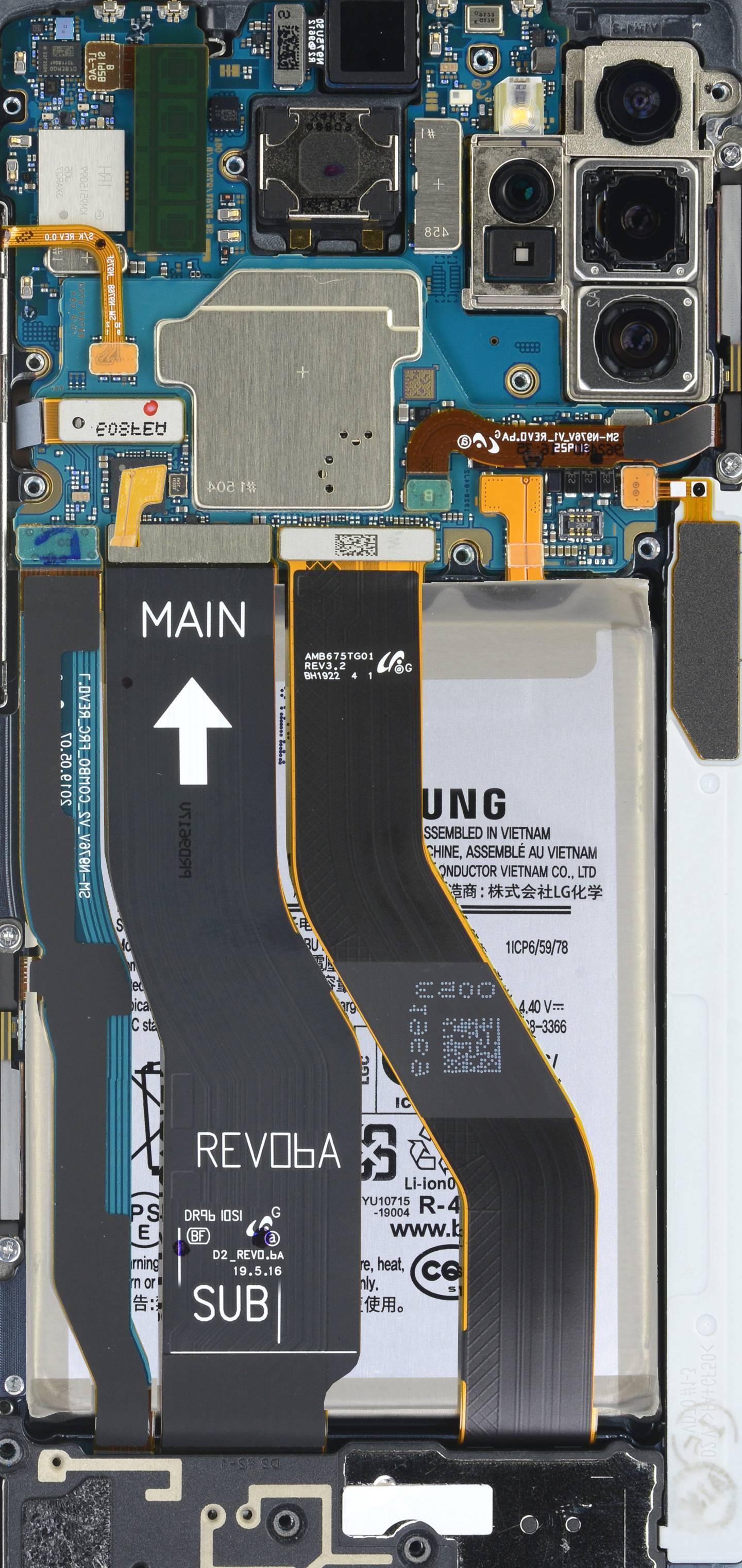 Yükləyin Galaxy Note        10 Plus HD Divar kağızları 11
