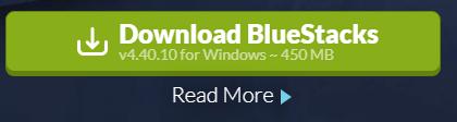 Kompüterinizdə BlueStacks yükləyin