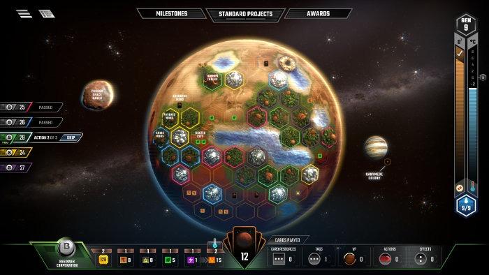 Android Ios Terraforming Mars üçün yeni oyunlar