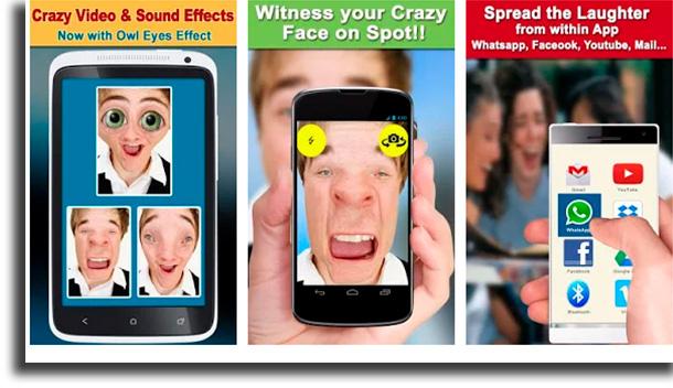 Crazy Helium Video Booth Voice dəyişdirici tətbiqləri
