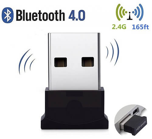 """Adapter Bluetooth Highever """"width ="""" 500 """"height ="""" 459 """"srcset ="""" https://thetechsutra.com/wp-content/uploads/2019/11/Highever-Bluetooth-Adapter.jpg 500w, https: // thetechsutra. com / wp-content / uploads / 2019/11 / Highever-Bluetooth-Adapter-300x275.jpg 300w, https://thetechsutra.com/wp-content/uploads/2019/11/Highever-Bluetooth-Adapter-458x420.jpg 458w """"rozmiary ="""" (maksymalna szerokość: 500px) 100vw, 500px"""