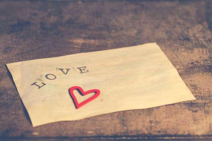 Romantyczne wiersze o miłości do niej - niespodzianka Napisz swoją miłość 3
