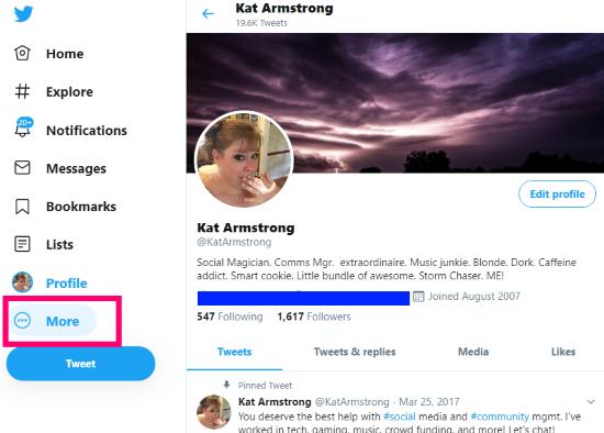 Twitter: Jak wykonać kopię zapasową tweetów 2