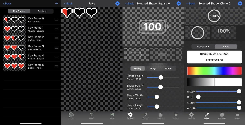Šťava predstavuje neobmedzené prispôsobenie ikon batérií pre nefunkčné väzenské telefóny iPhone 4