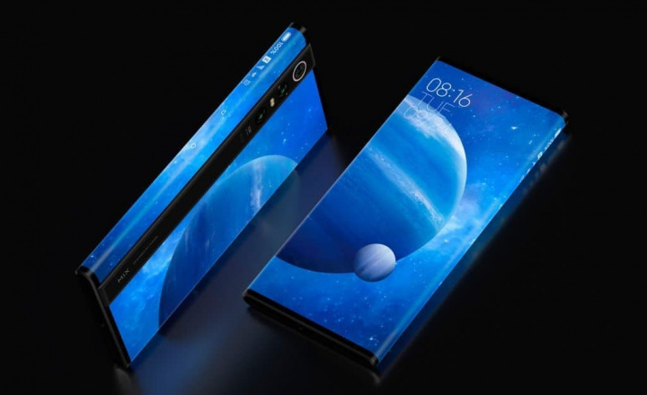 Xiaomi opracowuje wysuwany składany smartfon 1
