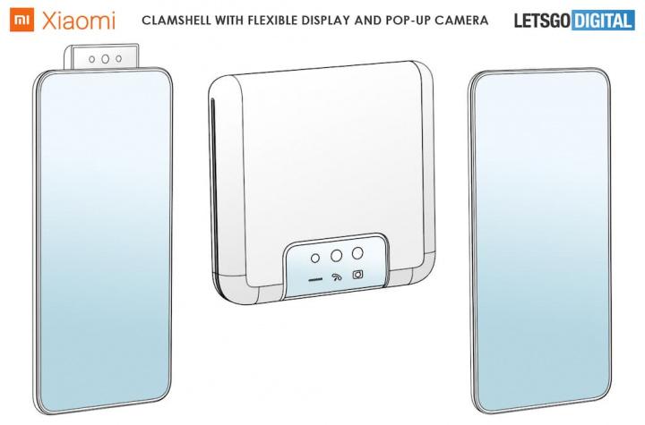 Xiaomi opracowuje wysuwany składany smartfon 3