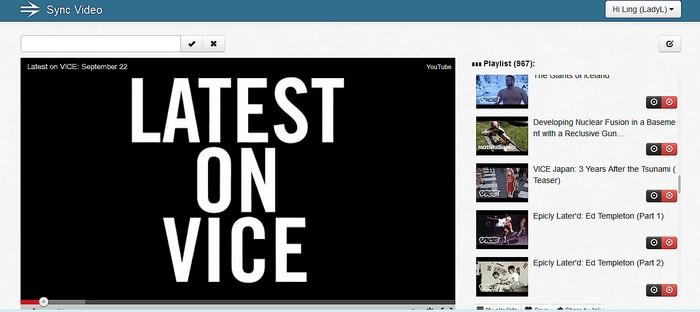 Synchronizuj wideo