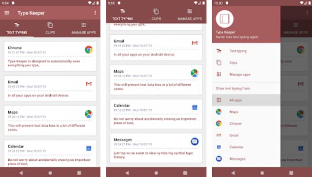 Zadajte Keeper, skladovacie zariadenie Android, ktoré by ste mali vyskúšať 2