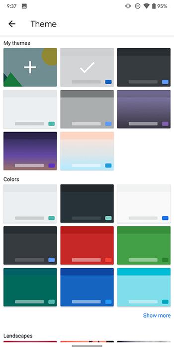 Android üçün ən yaxşı klaviatura tətbiqləri 6
