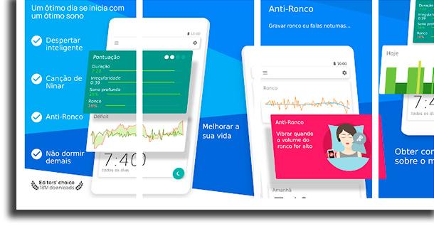 Androiddə zəngli saat tətbiqetmələri kimi yuxu