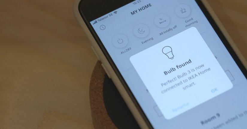 Ikea, SmartHome cihazlarına 2020-ci ilə qədər yeniləmələri təqdim edir 3