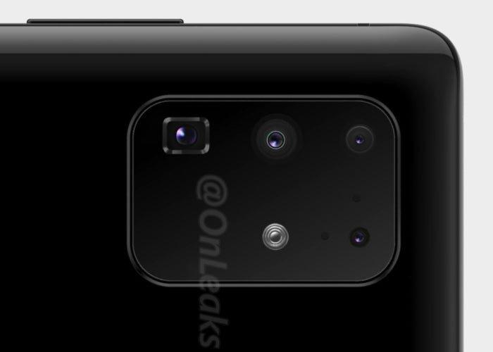 Pierwsze czteroramienne zdjęcia Samsunga są filtrowane Galaxy S11 + 3
