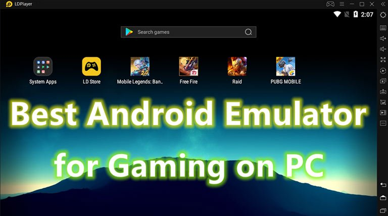 5 Paras Android-pelimulaattori Windows PC