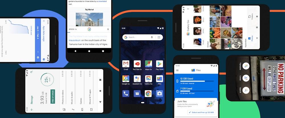 O Android 10 Go permite criptografia Adiantum para todos os smartphones de nível básico 1