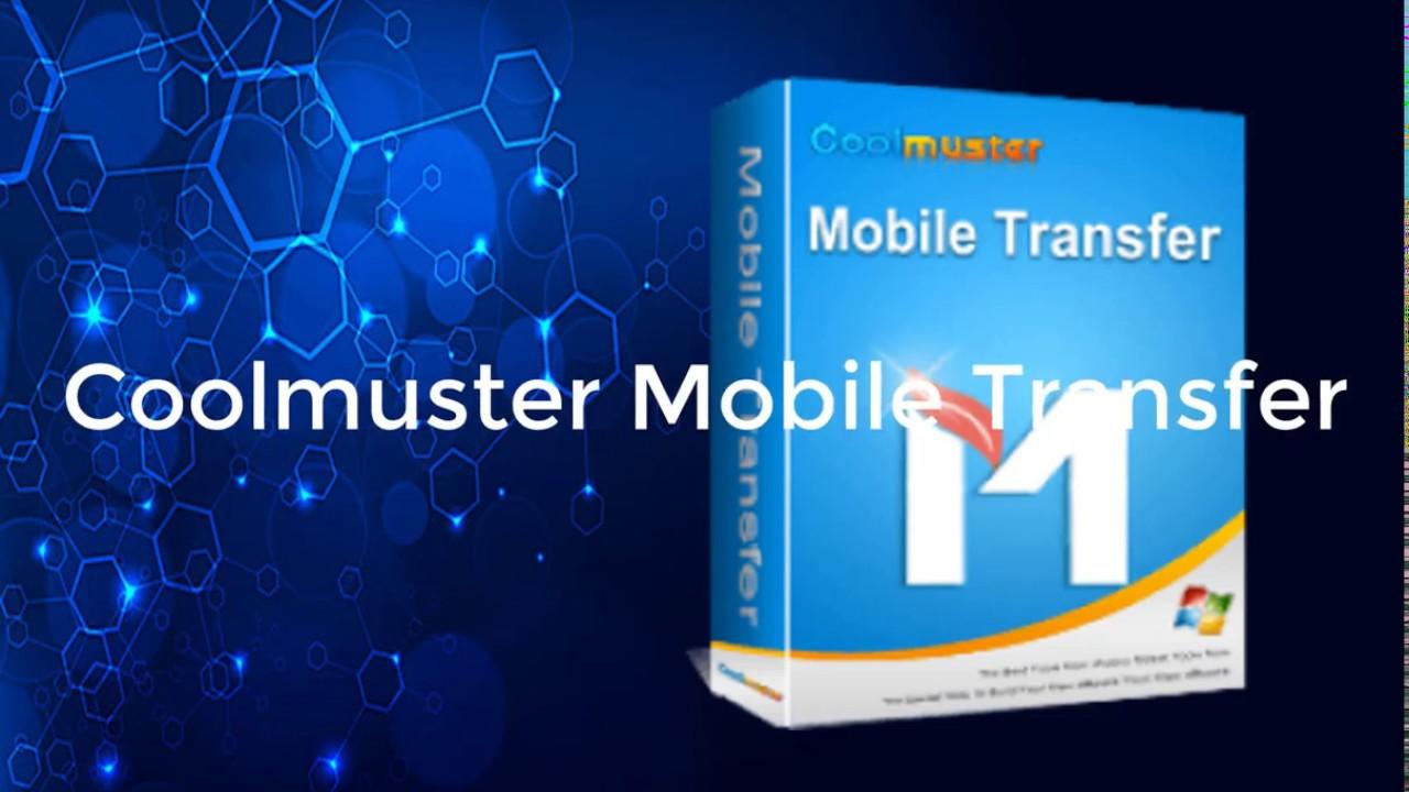 Coolmuster Mobil Transferə görüntü çıxdı
