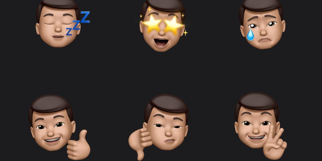 Como usar e enviar adesivos Memoji em um dispositivo iOS