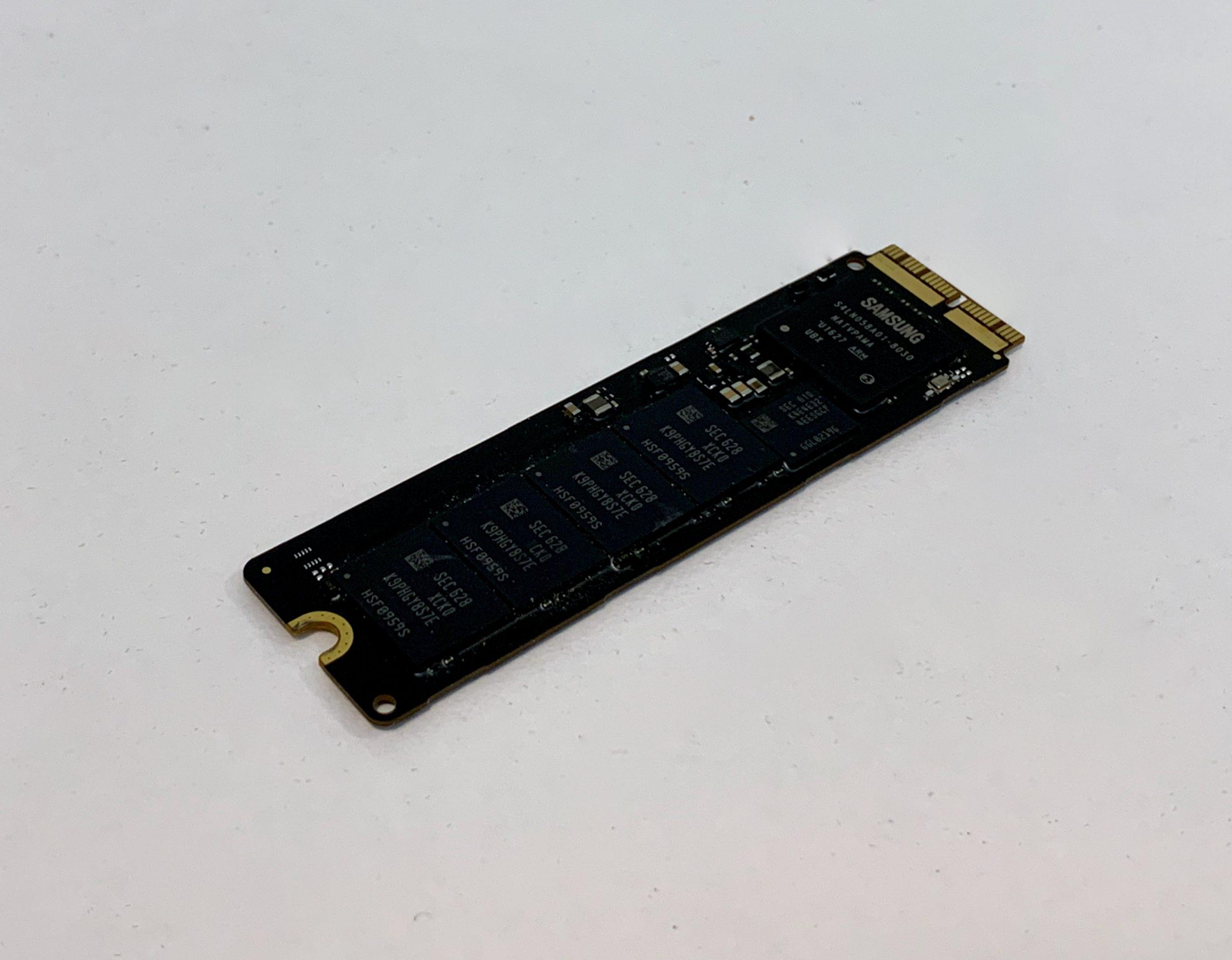Dysk SSD Retina MacBook Pro