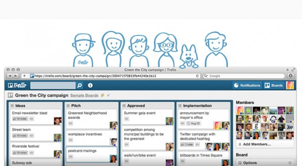 ferramentas de trabalho em equipe online