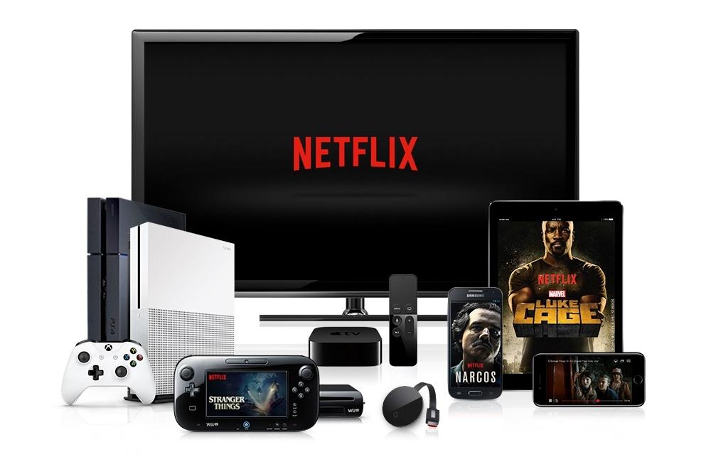 Netflix heikentää suoratoiston laatua Euroopassa kuukauden ajan 2