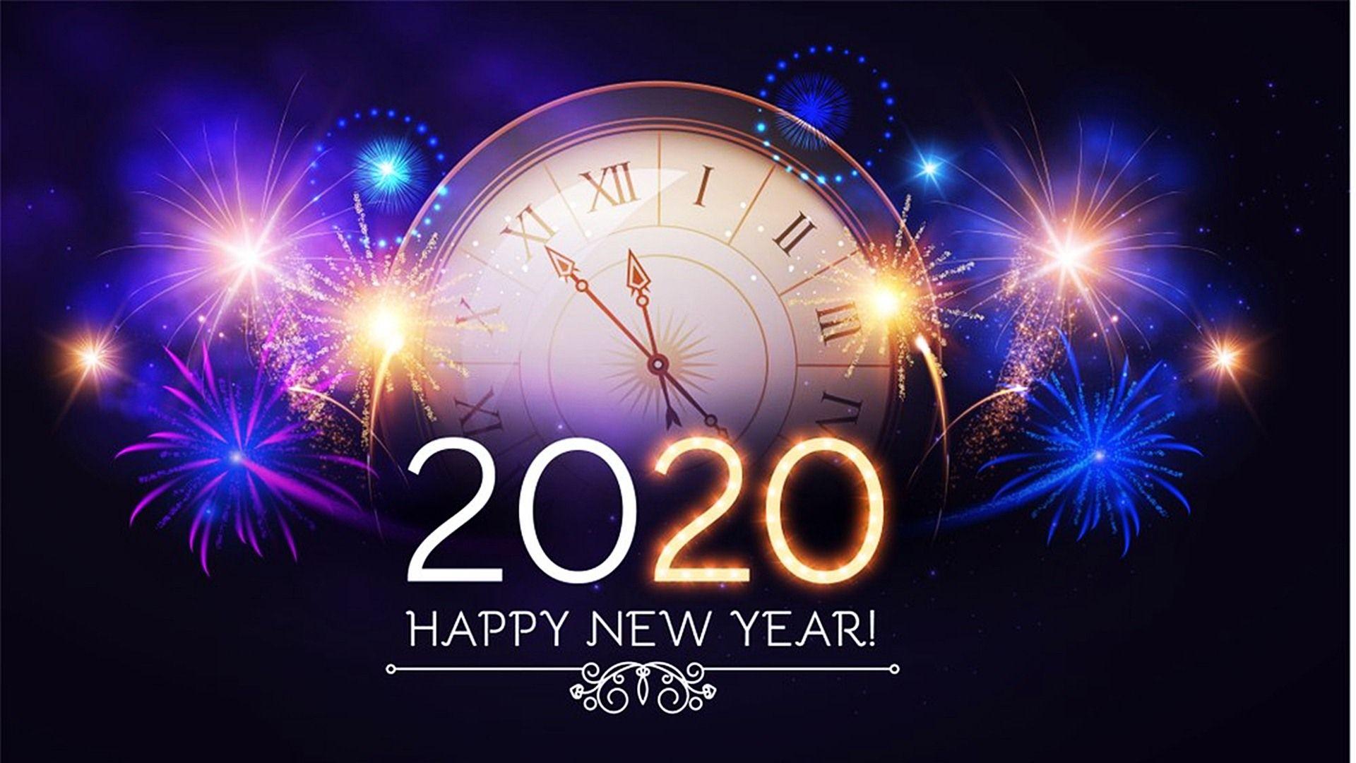 Yeni iliniz mübarək 2020 Divar kağızı