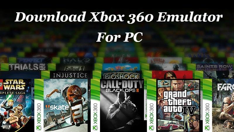 Lataa Xbox 360 -emulaattori tietokoneellesi / kannettavallesi (Windows 7/8/ 10)