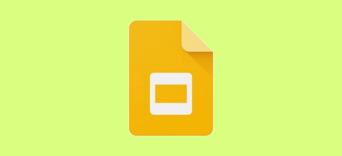 Google-esitykset: tekstin korostaminen