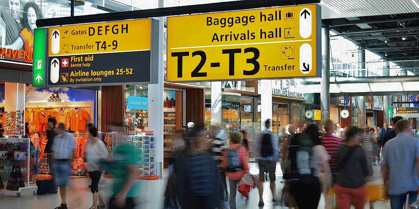 Rząd Stanów Zjednoczonych naciska na to, aby lotniska stosowały rozpoznawanie twarzy przez obywateli