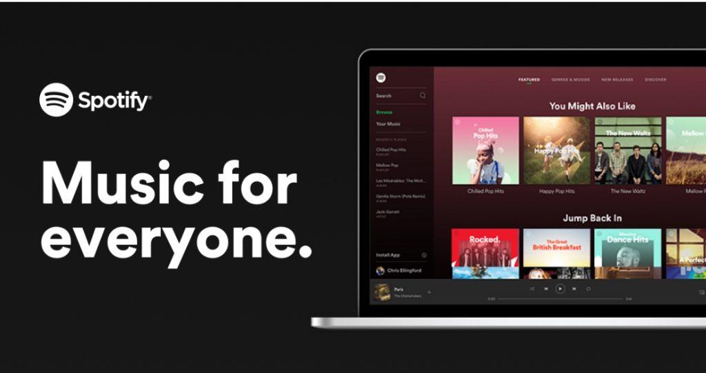 Letras do Spotify Testing em tempo real sincronizadas com a música; Atualmente disponível em regiões limitadas 1