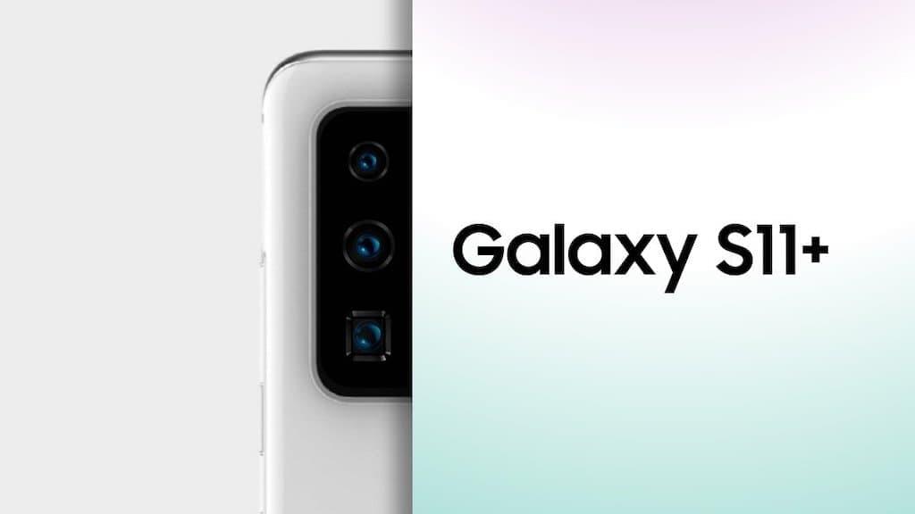 Detaljne informacije o glasnom Samsung senzoru rezolucije 108 MP Galaxy S11 + …