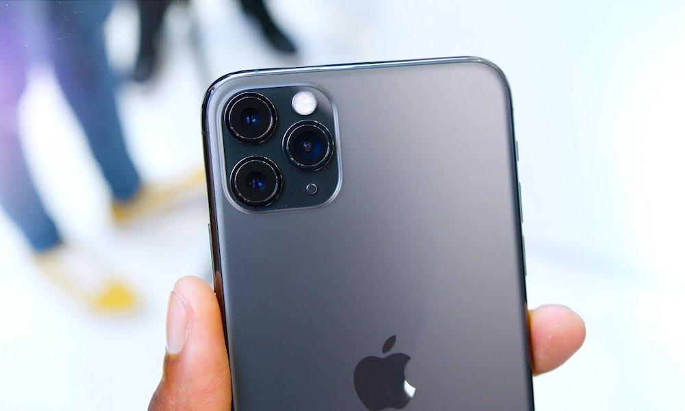 iPhone 11 Pro prekvapivo mŕtvy počas prvého kola testu slepej kamery 1