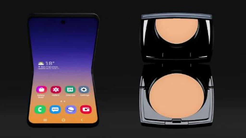 Samsung zaczyna potwierdzać informacje o nadchodzącym smartphones do góry 1