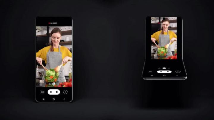 Składany smartfon Samsung Galaxy Z ma specyfikacje wydane online