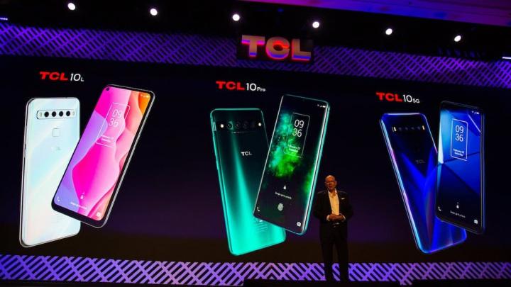 TCL wprowadza smartfona za mniej niż 500 USD 10 5G CES 2020 z funkcjami, których nie ma iPhone 11 Pro