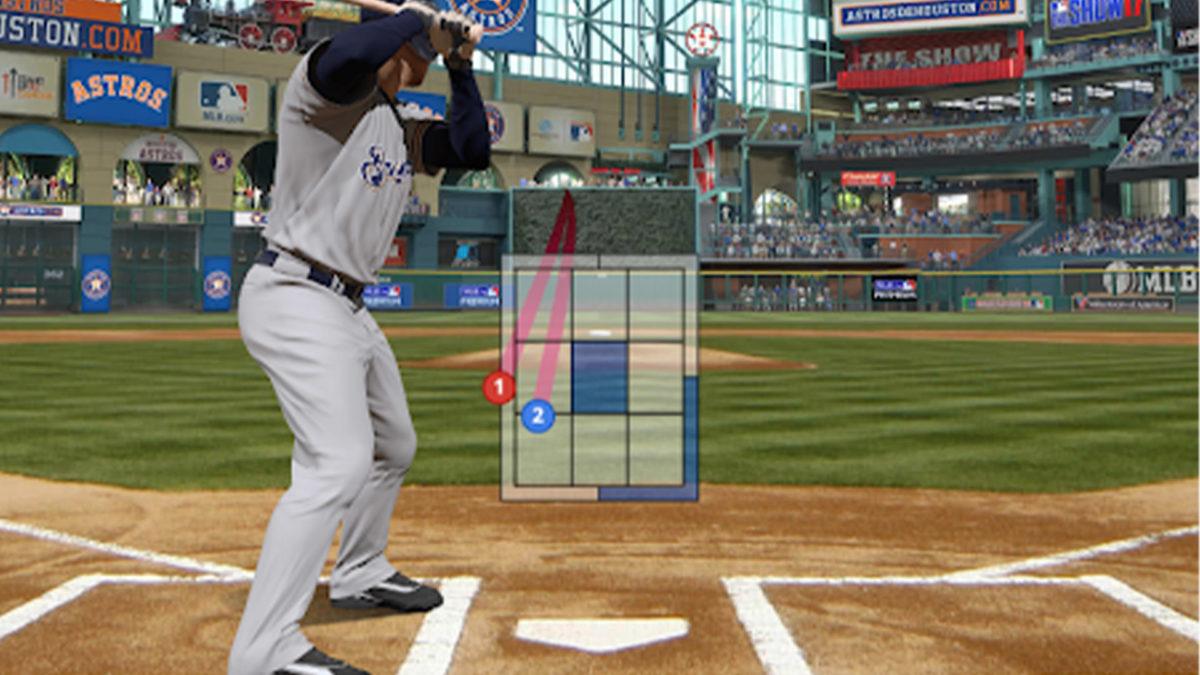 MLB Bat -palvelussa parhaat Android-baseball-sovellukset