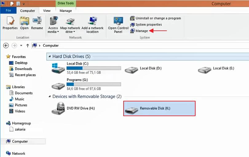 Derrota Windows O formato não pôde ser concluído 2