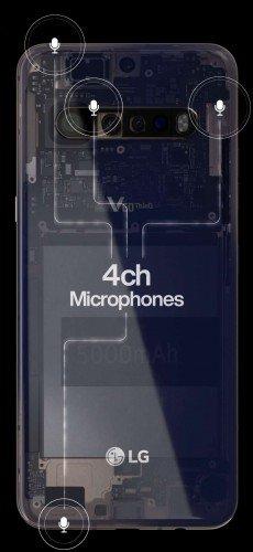 LG V60 ThinQ może przybyć z czterema aparatami i super baterią 2