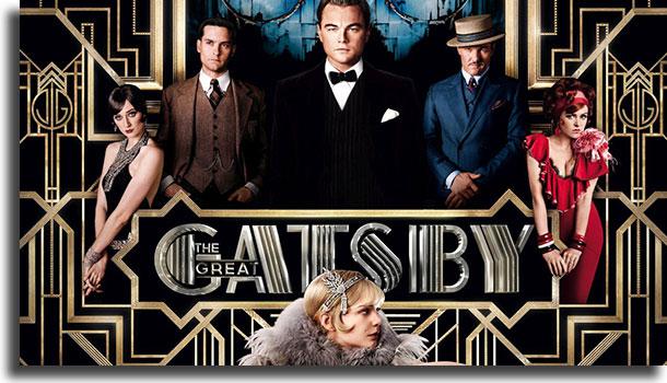 Najlepšie dramatické filmy spoločnosti Gatsby