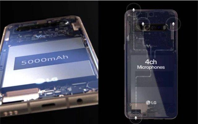 LG V60 ThinQ może przybyć z czterema aparatami i super baterią 1